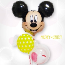 Mickey×Candy