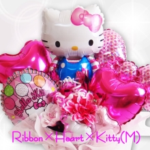 Ribbon×Heart×Kitty